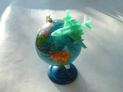 air travel distance 1