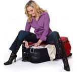 travel tips for packing luggage